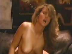 Blonde, Blowjob, Cumshot, Pornstar, Vintage