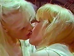 Blonde, Lesbian, Small Tits, Tattoo, Vintage