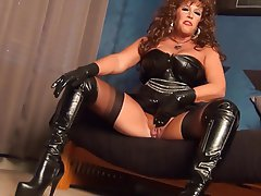 Amateur, Big Boobs, Latex, MILF, Stockings