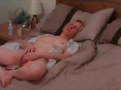 Amateur, Masturbation, MILF, Orgasm