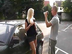Blowjob, Blonde, German