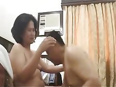 Amateur, Asian, Interracial, MILF