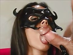 BDSM, Blowjob, Latex