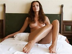 Babe, Brunette, Softcore