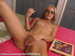Blonde, POV, Small Tits, Teen