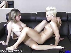 Anal, Lesbian, MILF, Spanish