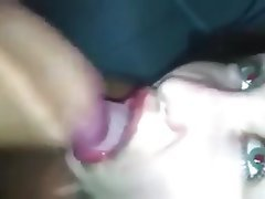 Amateur, Blowjob, Cum in mouth, Cumshot