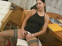 Hairy, Hardcore, Stockings