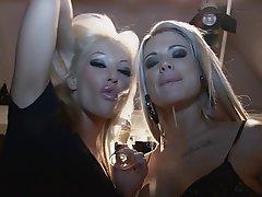BDSM, Blonde, Femdom, German