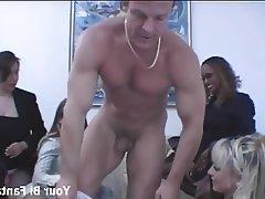 BDSM, Bisexual, Femdom, Gangbang, Strapon