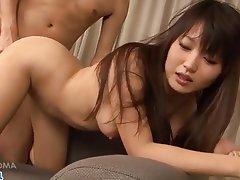 Asian, Blowjob, Creampie, Handjob, Japanese