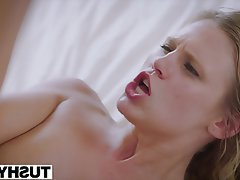 Anal, Blonde, Blowjob, Lingerie
