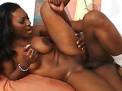 Big Tits, Big Ass, Black