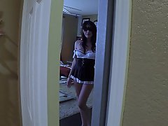 Teen, Webcam, POV, Teen