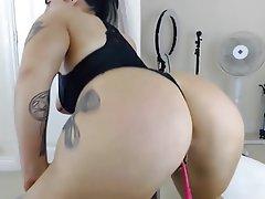Webcam, BBW, Big Boobs, Big Butts, Tattoo