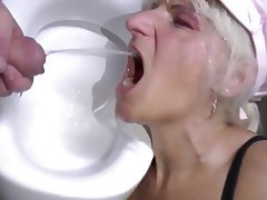 Mature, MILF, Old and Young, Granny, Pissing