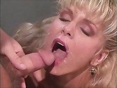 Blonde, Cumshot, Facial