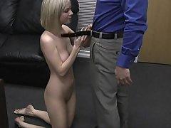 Blonde, Blowjob, Fucking, Hardcore