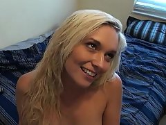 Amateur, Blonde, Girlfriend, Hardcore