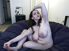 Amateur, BBW, Big Boobs, Nipples, Webcam
