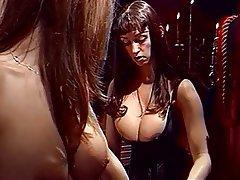 BDSM, Lesbian, Group Sex, Big Boobs, Blonde