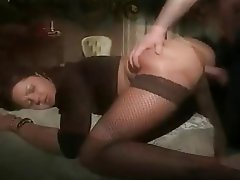 Anal, Blowjob, Italian, Stockings, Vintage