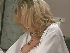 Blonde, Group Sex, Lesbian