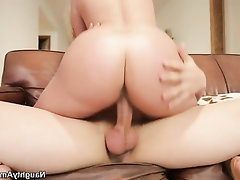 Amateur, Asian, Big Ass, Blowjob, Cumshot