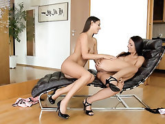 Babe, Blowjob, Massage, Stockings