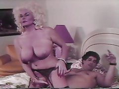 Big Boobs, Blonde, Hairy, Hardcore, Vintage