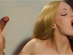 Anal, Blonde, Blowjob, Gangbang, Group Sex