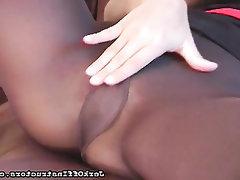 Ebony, Feet, Fetish, Panties