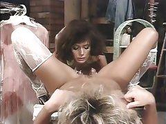 Lesbian, Lingerie, MILF, Stockings, Vintage