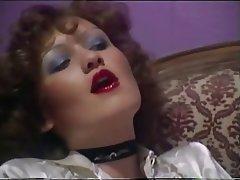 Hairy, Lesbian, Stockings, Strapon, Vintage