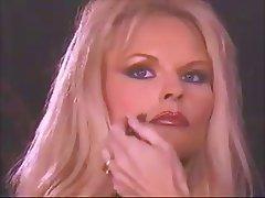Blonde, Femdom, Latex, Pornstar, Vintage