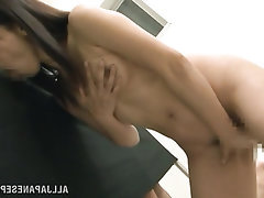 Asian, Blowjob, Creampie, Handjob, Mature