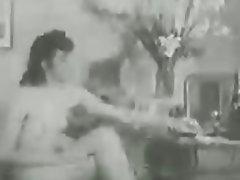 Amateur, Hairy, Masturbation, Vintage