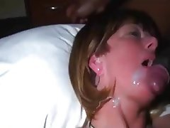 Amateur, Blowjob, Cumshot, Interracial, Mature