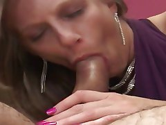 Anal, Big Butts, Blonde, Blowjob, Facial