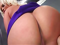 Blonde, Close Up, POV