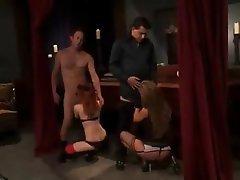 Babe, Group Sex, Hardcore, Lingerie, Stockings