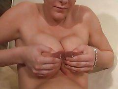 Babe, Big Boobs, Blonde, Masturbation, Pornstar