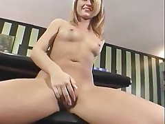 Babe, Blonde, Masturbation