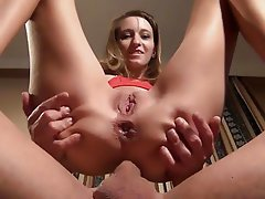 Amateur, Anal, Blonde, Creampie, German