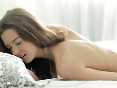 Masturbation, Solo, Stockings, Toys